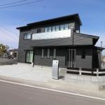 南相馬市の施工例・新築住宅A外観3